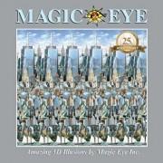 Magic Eye 25th Anniversary Book, Hardcover/Cheri Smith
