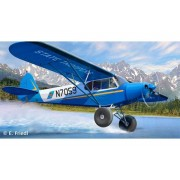 Piper PA-18 with Bushwheels