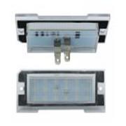Lampa LED numar 72105 compatibil LAND ROVER FREELANDER 1 ManiaCars