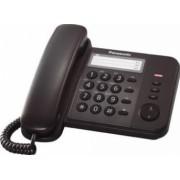 Telefon analogic Panasonic KX-TS520FXB Negru