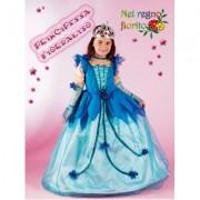 Costume Principessa Fiordaliso 9/10 anni