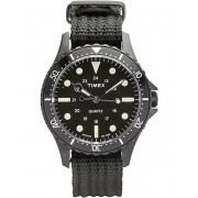 Timex Navi Harbor Black/Black Dial