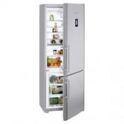 GARANTIE 4 ANI Combina frigorifica Liebherr, clasa A++, Congelator NoFrost, A++, SmartSteel, 453 L, usi inox CNPesf 5156