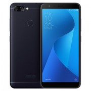 "Smartphone, Asus ZenFone MAX Plus M1, DS, 5.7"", Arm Octa (1.5G), 3GB RAM, 32GB Storage, Android, Black (90AX0181-M01160)"