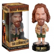 Funko Big Lebowski Talking Wacky Wobbler Bobble Head Dude
