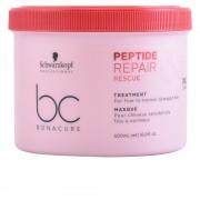 Schwarzkopf BC PEPTIDE REPAIR RESCUE treatment 500 ml