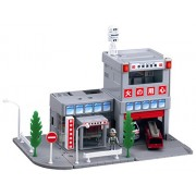 Tomica Town - Fire Station