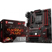 Matična ploča MSI AM4 B350 GAMING PLUS DDR4/SATA3/GLAN/7.1/USB 3.1
