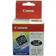 Cartucho De Tinta Canon BCI-11 Rendimiento Estadar 100% Nuevo Y Original De Color-Tricolor