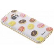 Foodies Donut TPU hoesje voor de Samsung Galaxy S7