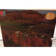Big Ben 1000 Pieces East Orange Vermont Puzzle