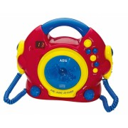 CDK 4229 Karaoke CD Player Kids Line bunt