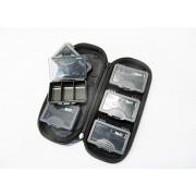 Sensas Feedertech Storage Bag + 6 Boxes