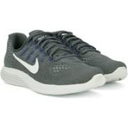 Nike LUNARGLIDE Running Shoes For Men(Grey)