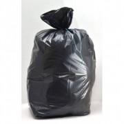 Prorisk Sacs poubelles 110l pe bd super renforcé noir 0.000000