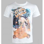 tricou cu tematică de film bărbați copii Star Wars - First Ten Years - PLASTIC HEAD - PH8051