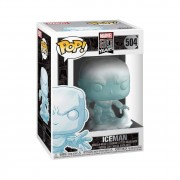 Funko Pop Bobble Vinyle Marvel: 80th First Appearance Iceman