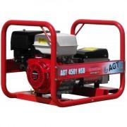 AGT 4501 HSB RR Generator curent electric motor Honda , putere 4.2 kVA