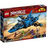 Avionul de lupta al lui Jay 70668 LEGO Ninjago