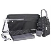 Babymoov Messenger Bag - Colour: Black, 1