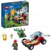 LEGO City 60247 Bosbrand (4117818)