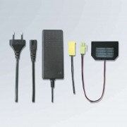 Power supply for LED lights with Europlug