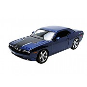 2006 Dodge Concept Challenger Blue 1/18 by Maisto 36138