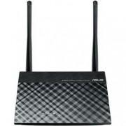 Router wireless 3-in-1 Asus RT-N11P, N300, Negru