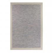 Tapijt Holt - blauw - 60x110 cm - Leen Bakker