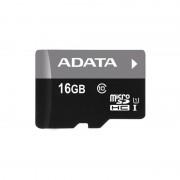 Card ADATA microSDHC 16GB Class 10 UHS-I U1 cu micro cititor V3