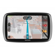 TomTom GO 610 - GPS-Navigationsgerät - Kfz -Anzeige: 15 cm ( 6 Zoll ) - Breitbild