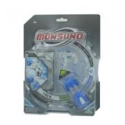 Figurine Monsuno Starter Pack : Lock Et Core