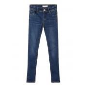NAME IT Skinny Fit Jeans Kvinna Blå