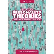 Readings on Personality Theories: The Research Behind the Claims, Paperback/Holly Hazlett-Stevens