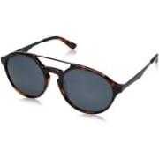 Fastrack Round Sunglasses(Grey)