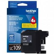 Cartucho de tinta Brother negro alto rendimiento LC109BK