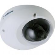 IP камера GeoVision GV-MFD2401-4F, 2.0Mpx, WDR Pro, Mini Fixed Dome, 2.1мм обектив, H.264, PoE, USB, SD Card slot