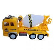 Watermelon Mixers Flash Electric Concrete Mixer Truck