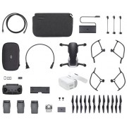 DJI Mavic Air Fly More Combo with DJI Goggles - Onyx Black