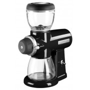 Rasnita electrica de cafea KitchenAid 5KCG0702EOB, 185W (Neagra)