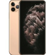 Apple iPhone 11 Pro Max 256 GB Goud - Smartphone - dual-SIM - 4G Gigabit Class LTE - 256 GB - GSM - 6.5