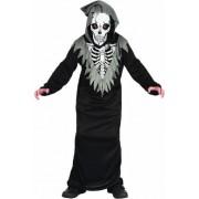 Skelettdräkt 120 cm (Utklädning 42686)