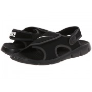Nike Sunray Adjust 4 (Little KidBig Kid) BlackWhiteAnthracite