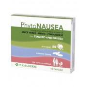 FARMADERBE Srl Phyto Nausea 15 Capsule