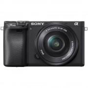 Sony A6400 body zwart + 16-50mm F/3.5-5.6 OSS (ILCE6400LB)