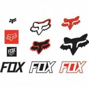 FOX Track Pack Red