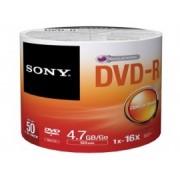 DVD-R, Sony 50pcs 16x, bulk (50DMR47SB)