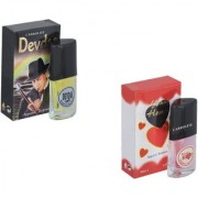 My Tune Set of 2 Devdas-Younge Heart Red Perfume