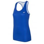 4F Dry Control Blue női sportos ujjatlan póló