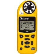 Kestrel 5500 Handheld Weather Meter with Link & Vane - Yellow